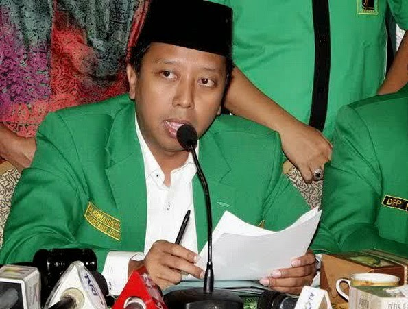 PPP Kembali ke Bandung