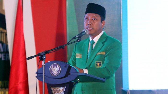 M Romahurmuziy Optimis PPP akan Masuk 3 Besar Pada Pemilu Mendatang