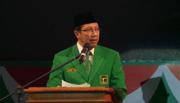 (Menag) Gus Lukman Yakin Jokowi Hadir Di Muktamar VIII PPP