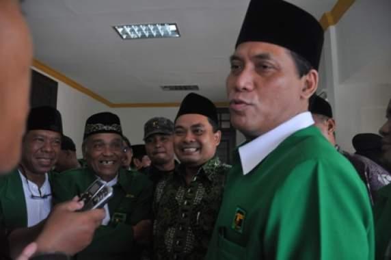 Di Dukung DPC PPP Se Jatim, Musyaffa' Noer Siap Maju