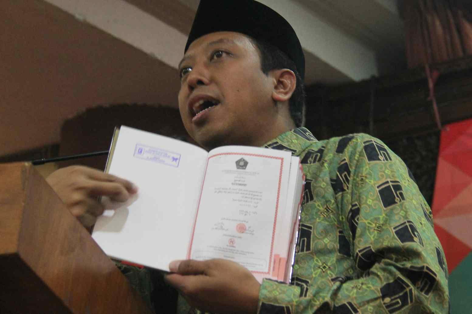 PPP Ingin Menerangi indonesia dengan Cahaya Al Qur'an