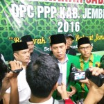 Kandidat Kuat Ketua DPC PPP Jember Sunardi dan Maldini Farouq