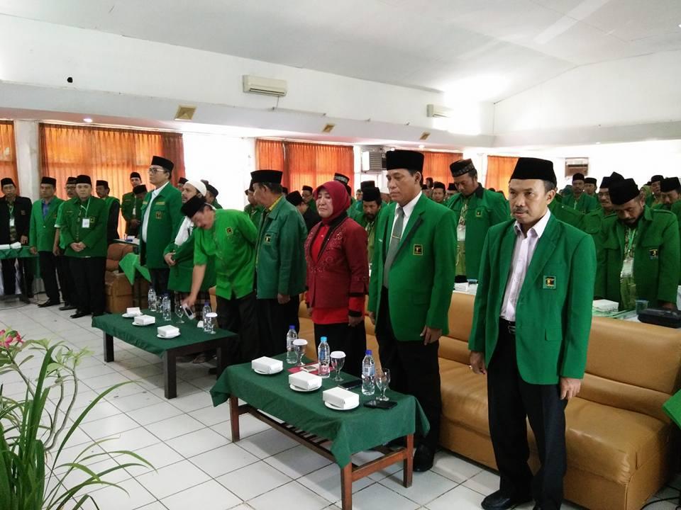 Muscab DPC PPP Kab/Kota Probolinggo Berjalan Sukses dan Telah Memilih Tim Formatur