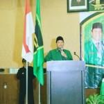 Muscab Kab dan Kota Blitar Harus Bisa Membawa PPP Jaya Bersama Rakyat