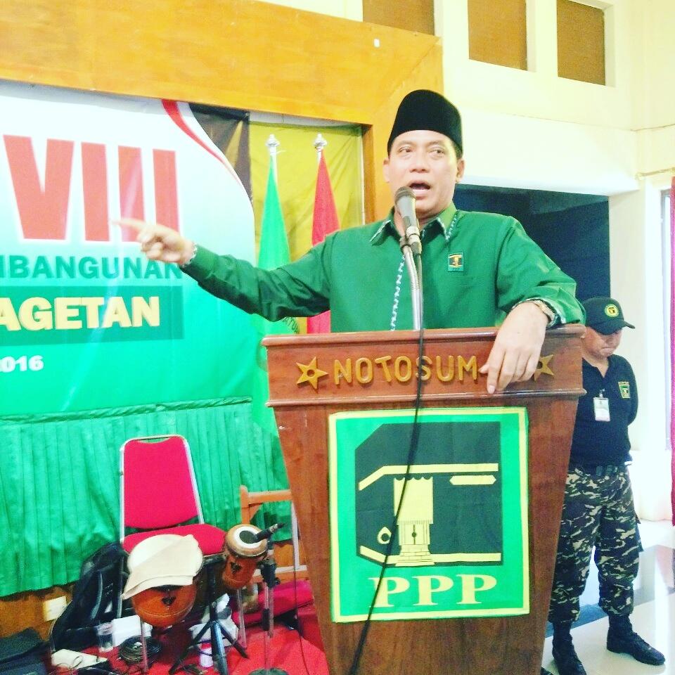 Muscab PPP Kab Ngawi dan Magetan di Laksanakan Bersama sama
