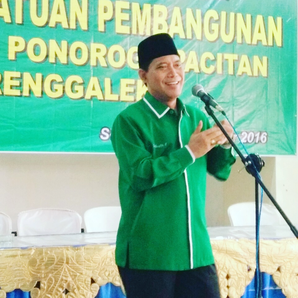 Muscab Di PONOROGO Harus Bisa Membawa PPP Bangkit dan Jaya bersama rakyat