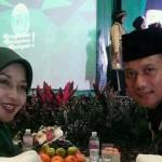Cagub DKI Jakarta Agus Harimurti Yudhoyono dan Sylviana Murni Hadiri Mukernas PPP