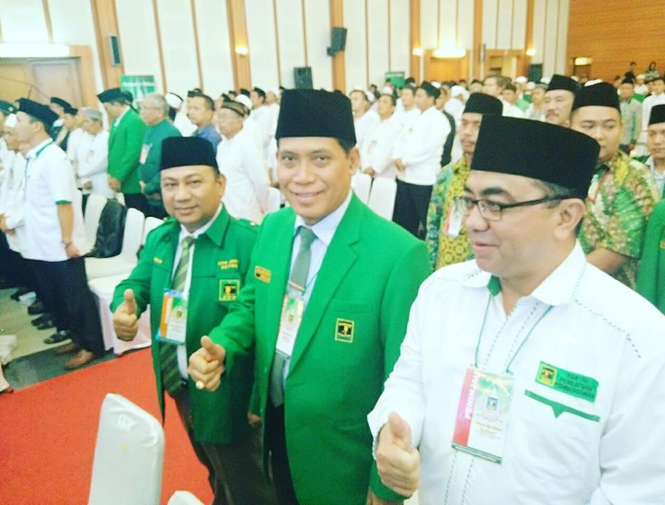 PPP Membahas Sejumlah Revisi Undang-Undang Pada Acara Munas.
