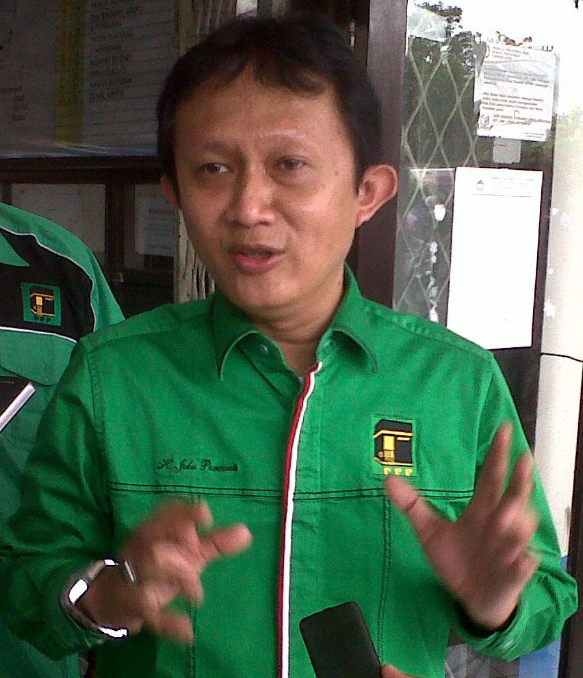 DPR RI FPPP Bantu Bangunan PAUD Yang Kena Longsor
