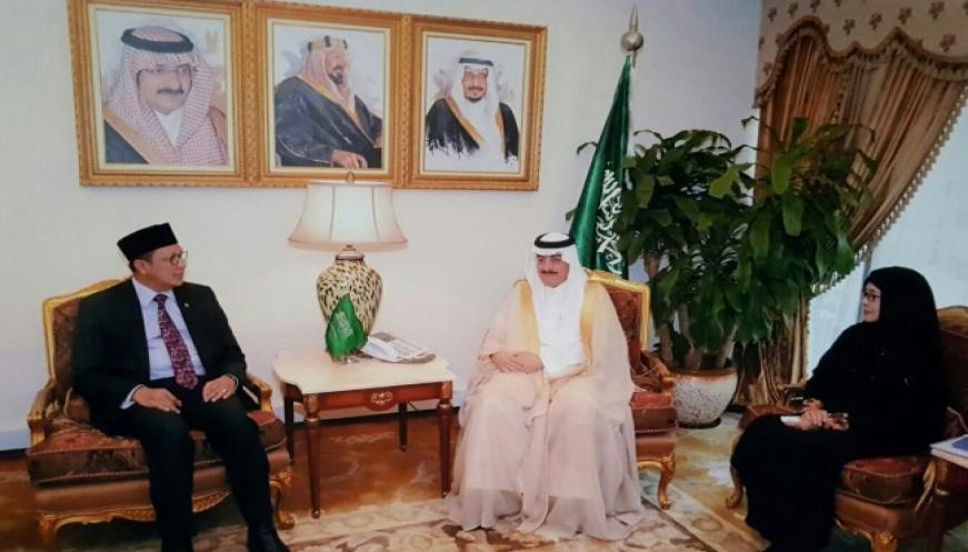 Cerita Menag Lukman soal Sosok Raja Salman yang Sangat Ramah