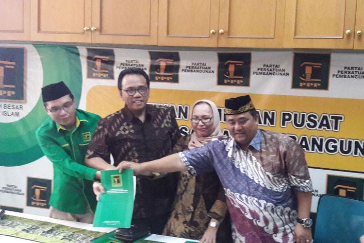 PPP Untuk Mempersiapkan Pilkada 2018, Menggelar Rapimnas II