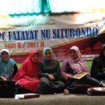 Zainiyah Ketua DPC PPP Memberikan Sambutan Di PCNU Situbondo