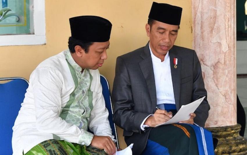 Jokowi Disarankan Gandeng Gus Rommy, Untuk Naikkan Elektabilitas