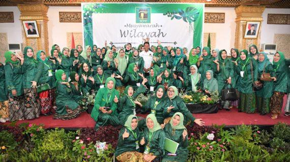 PPP Beri Peluang Perempuan Sukseskan Perpolitikan Nasional