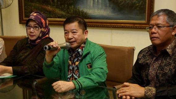 PPP Resmi Berhentikan Romahurmuzy dan Mengangkat Suharso Sebagai Plt. Ketum