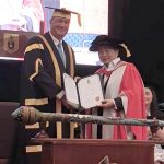 Suharso Monoarfa raih doktor honoris causa dari Queensland University