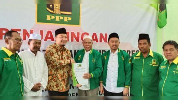 Daftar di PPP Gresik, Asluchul Alif Optimis Mendapat Rekom