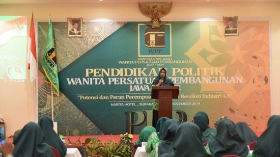 PPP Jatim Dorong Kader Wanita untuk Berani Berpolitik
