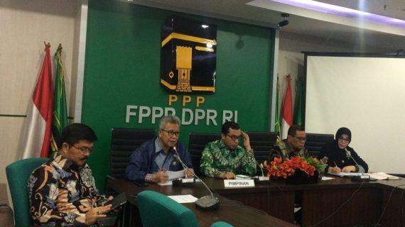 F-PPP: Komisioner Dicokok, KPU Harus Tetap Fokus Gelar Pilkada