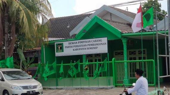 Ramaikan Bursa Pilkada, 8 Tokoh Ambil Formulir di PPP Sumenep