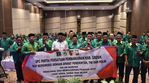 PPP Gresik Usulkan Lima Bacabup ke DPP