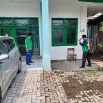 PPP Sidoarjo Bergerak Lawan Korona,Gelar Penyemprotan Disinfektan