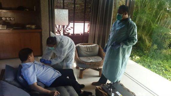 Jalani Tes Medis, PPP Pastikan Suharso Monoarfa Tak Terinfeksi Corona