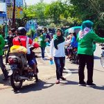 Hadang Persebaran Corona, DPC PPP Kabupaten Malang Bagikan Masker