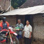 Gandeng Komunitas Trail, Politisi PPP Di Jatim Sebar 500 Paket Sembako Untuk Masyarakat Terdampak Covid-19