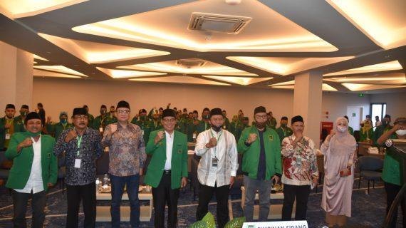 Jaring Cabup-Cawabup, PPP Sidoarjo Beri Kesempatan Calon Paparan Visi-Misi