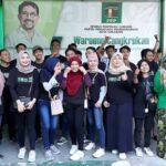 Kaukus Muda PPP Gandeng Millenial Agar Tidak Apatis Terhadap Parpol