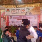 Ra Mamak Dampingi Mas Kiai Daftar Pilkada ke KPU Sumenep