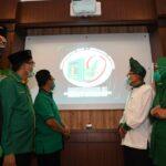 Logo Muktamar IX PPP Resmi di Launching