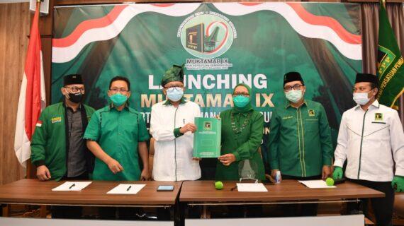 PPP Akan Gelar Muktamar IX di Makassar dengan Menerapkan Protokol Kesehatan